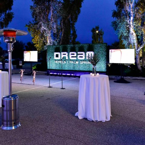 Dream Hotels – Palm Springs Groundbreaking