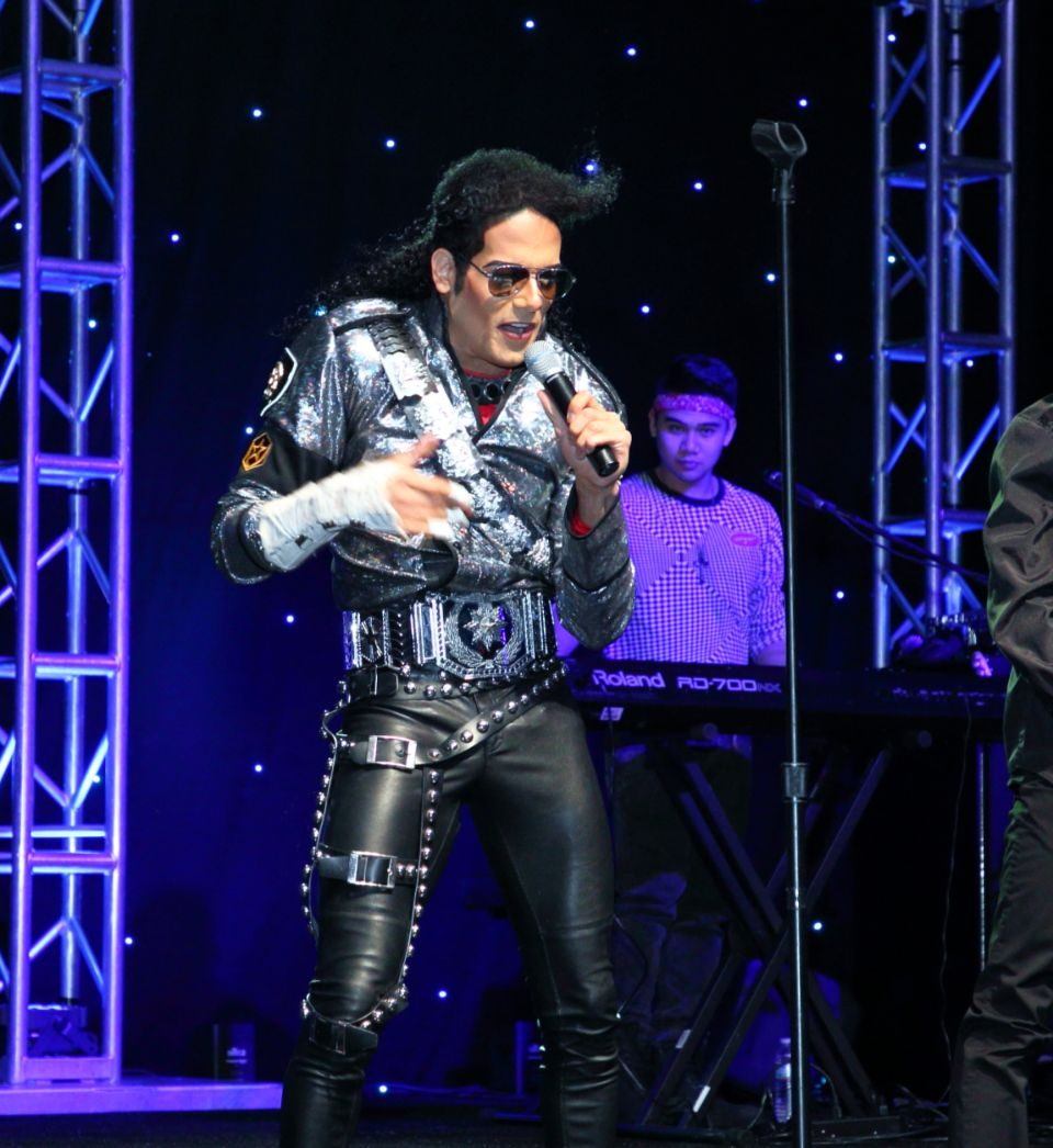 Mizell – Michael Jackson Live in London